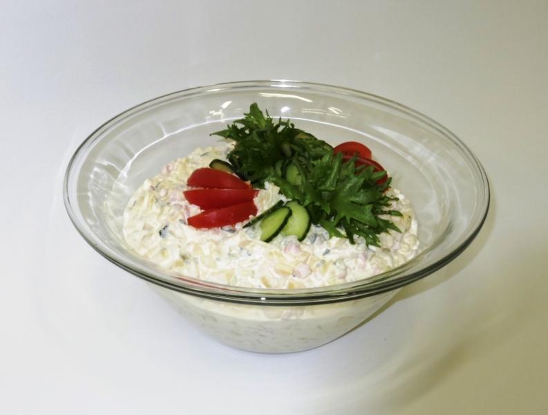 Kartulisalat (lihavaba) 1 kg