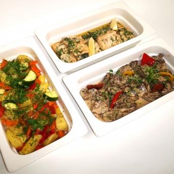 Õhtusöök 5-le ( 3,8 kg )