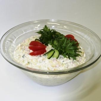 Traditsiooniline liha-kartulisalat 1kg