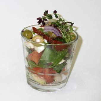 Tomatisalat mozzarellaga 1kg